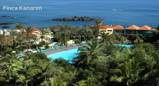 La  Palma Appartment - Hacienda San Jorge -