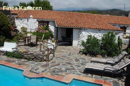 teneriffa ferienhaus mit pool casa pepa - teneriffa sued, Garten ideen
